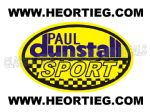 Paul Dunstall Sport Tank and Fairing Transfer Decal DDUN3-8